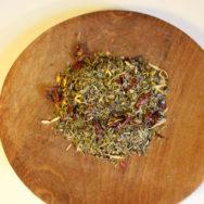 frissülj fel tea tálban