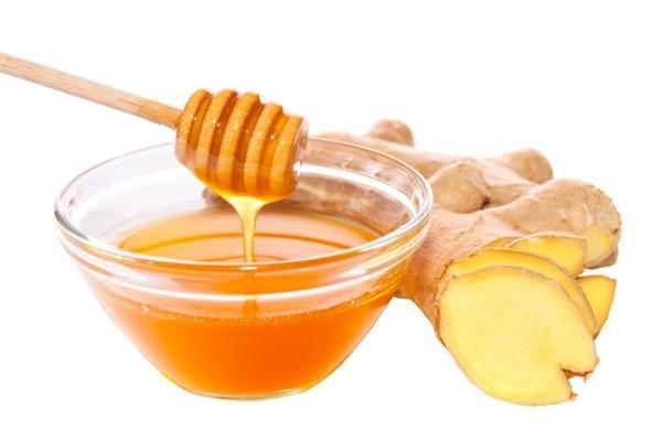 gyömbéres méz
